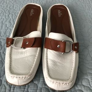 Classy and Comfy Leather Slides